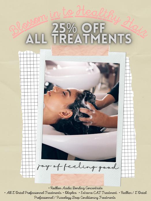 March Treatment Promo 21
